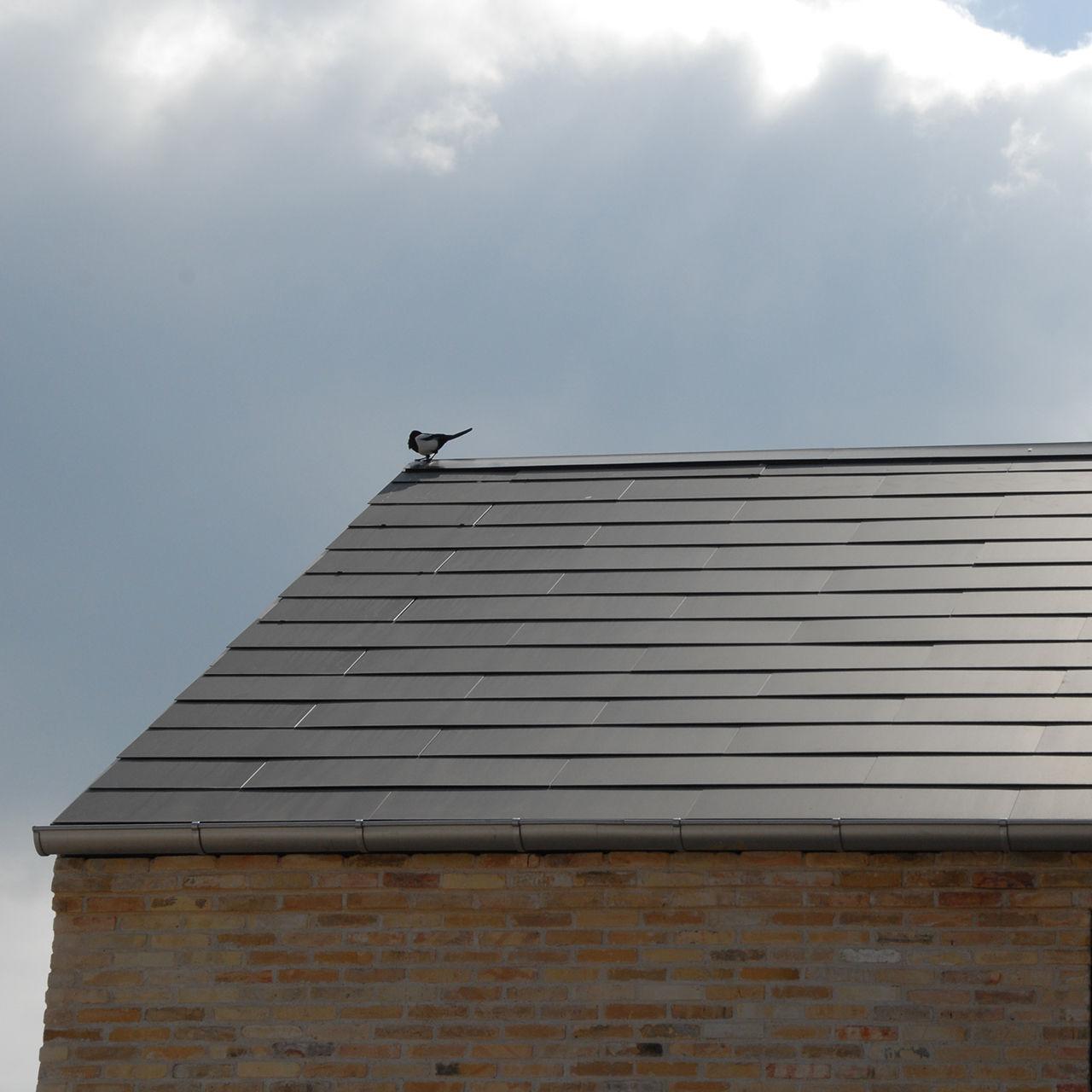 Solartag - Integreret solcelletag med æstetik